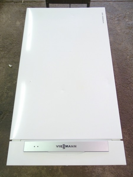 Viessmann Vitopend 200-W WH2A Gas-Kombi-Therme RLA 18kW Heizung Bj.2009
