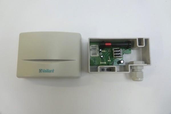 Vaillant VRC-DCF 9535 Funkuhrempfänger mit integriertem Außenfühler - 009535