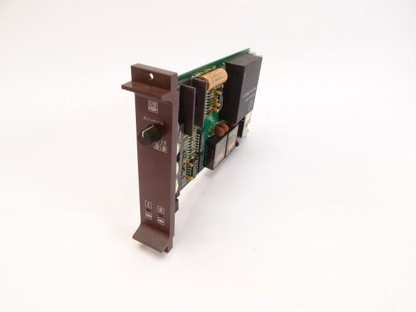 Buderus Modul M010 braun 2-Stufenschaltung Ecomatic 3000 - 5016149
