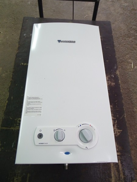 Junkers Jetatherm COMPACT Hydrpower WR 11-2 Gas-Durchlauferhitzer Boiler Bj.2018