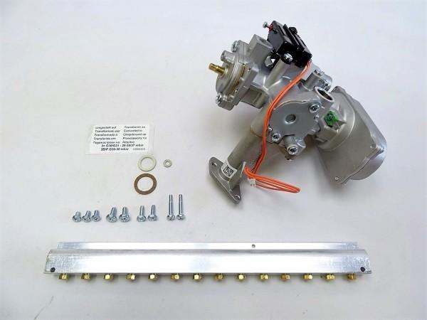 Vaillant Umstellsatz Gasart Umbausatz auf Flüssiggas Propan 0020198627