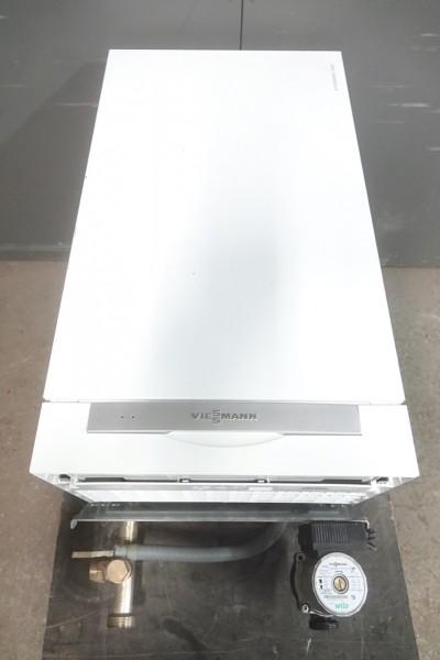 Viessmann Vitodens 200-W WB2B Gas-Brennwert-Heiz-Therme 45kW Heizung Bj.2009