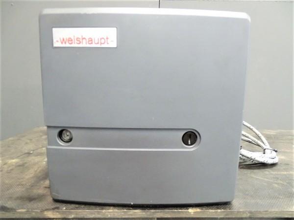 Weishaupt WL10/3-D Öl-Gebläse-Brenner 50-90 kW Heizung Bj.2010