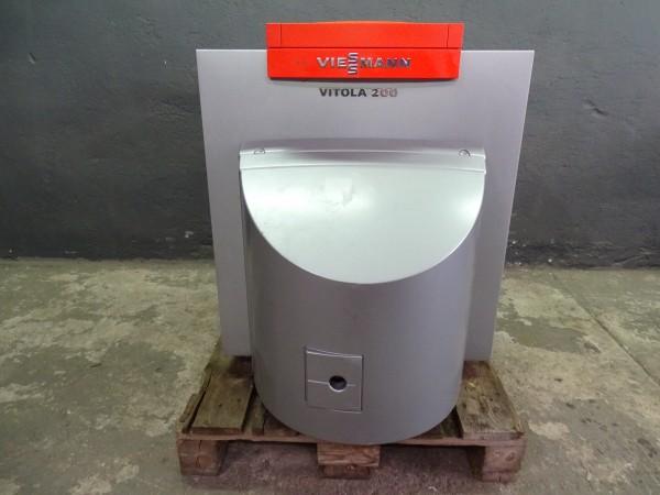 Viessmann Vitola 200 VB2 Öl-Heiz-Kessel Vitotronic Brenner 33kW Heizung Bj.2000