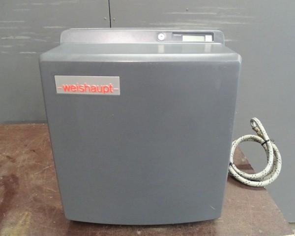 Weishaupt WL30Z-C 4LN Öl-Gebläse-Brenner 72-215 kW Heizung Bj.2004