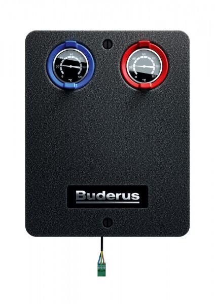 Buderus Heizkreis-Set HSM25/6 BU 1 Heizkreis mit Mischer DN 25 - 8718599204