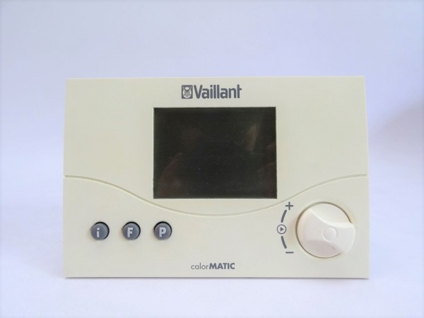 Vaillant calorMATIC VRT 240 Raumtemperaturregler Regelung 307401