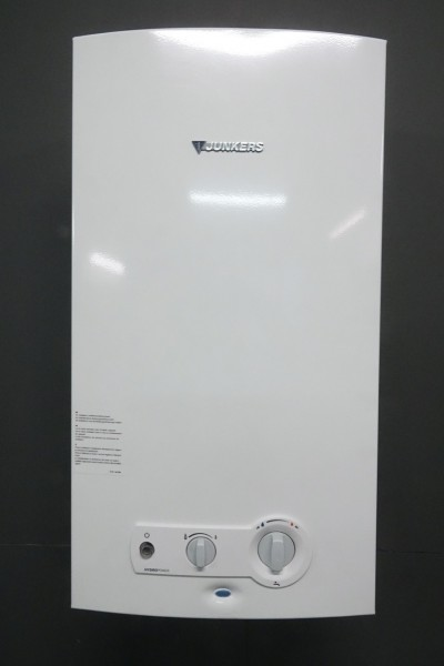 Junkers Jetatherm COMPACT WR 14-2 G21 L/LL Gas-Durchlauferhitzer Boiler Bj.2014