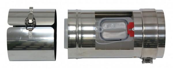 Vaillant Revisionsstück Ø 80/125 mm für Fassadenverlegung konz. PP - 0020042759