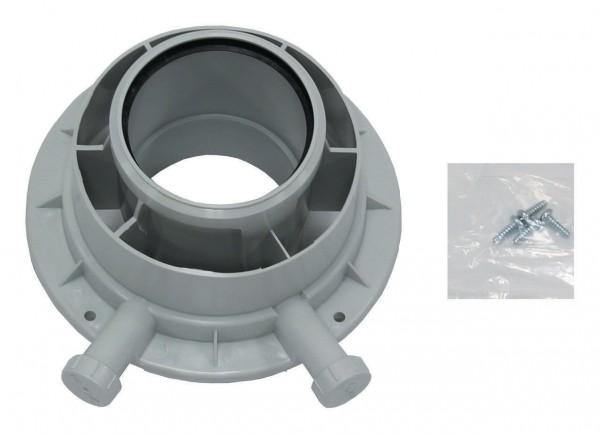 Vaillant Geräteanschlussstück konzentrisch an Abgasleitung Ø 80/125 PP - 303926