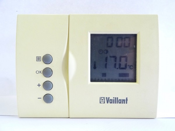 Vaillant VRT 320 Raum-Regler Temperatur Thermostat Steuerung Regelung 306774