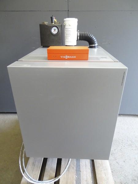 Viessmann Vitoladens 300-C J3RA Öl-Brennwert-Kessel Brenner 23,6kW Bj.2015
