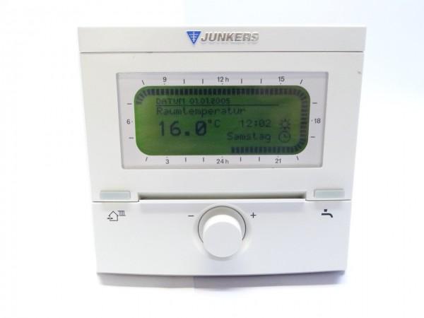 Junkers Bosch FR100 Raumtemperaturregler Thermostat Steuerung Reglung 7719002910