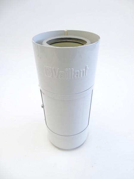 Vaillant Gas-Brennwert Revisionsöffnung konzentrisch Ø 60/100 mm weiss 303918
