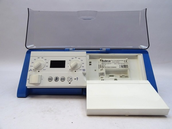 Buderus Logamatic MC10 mit Modul BRM 10 Kessel-Steuerung Reglung EMS BC10 RMC10