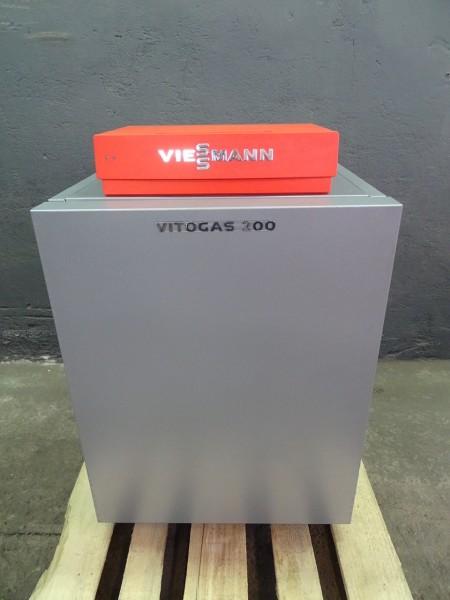 Viessmann Vitogas 200-F GS2 Gas-Heiz-Kessel 22kW Heizung Bj.2010