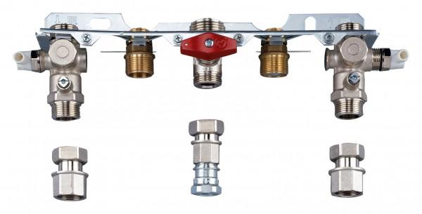 Junkers Bosch Installationszubehör Nr.993 Montageanschlussplatte Aufputz
