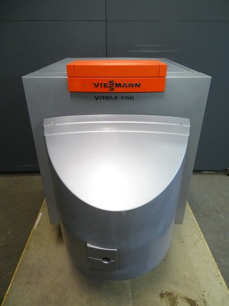 Viessmann Vitola 200 VB2 Öl-Heiz-Kessel Vitotronic Brenner 40kW Heizung Bj.2003