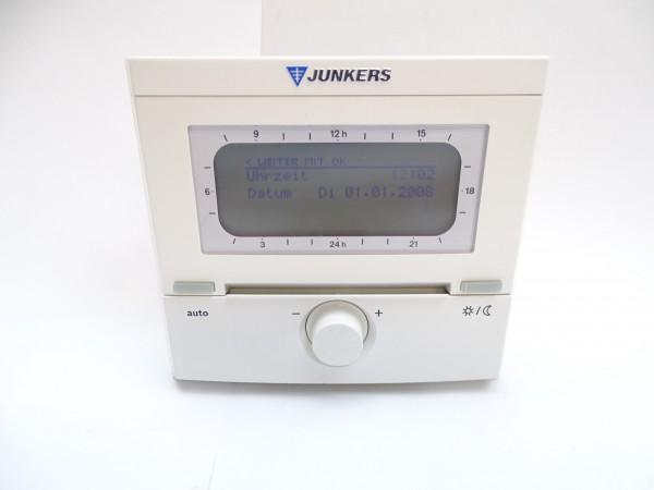 Junkers FR 50 Raum-Temperatur-Regler Thermostat Steuerung Regelung 7719003502