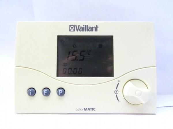 Vaillant calorMATIC VRT 330 Raum-Temperatur-Regler Thermostat Steuerung 307403