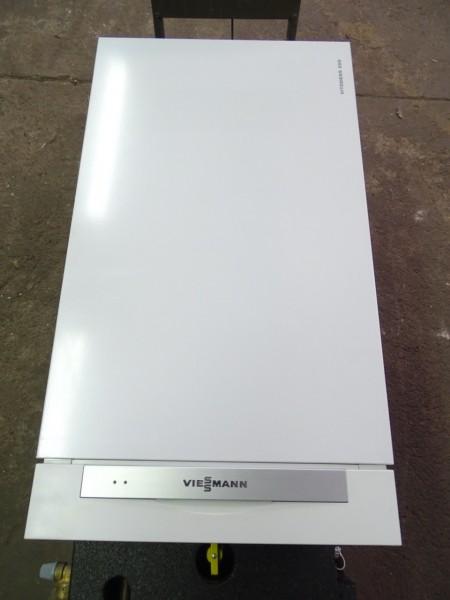 Viessmann Vitodens 200-W WB2B Gas-Brennwert-Heiz-Therme 60kW Heizung Bj.2008