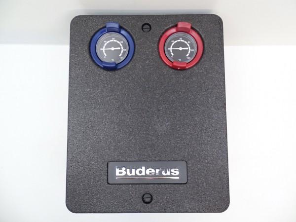 Buderus Heizkreis-Set HS25/6 BU 1 Heizkreis ohne Mischer DN 25 - 8718599200
