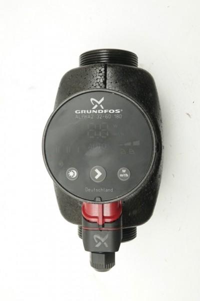 Grundfos Alpha2 32-60 180mm Umwälz-Pumpe Heizungspumpe Energiesparpumpe 97914908