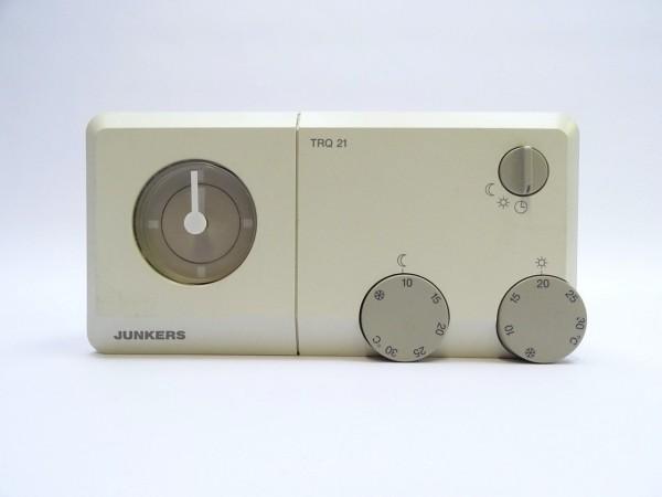 Junkers TRQ 21 T Raum-Temperatur-Regler Thermostat Steuerung Regelung 7744901054