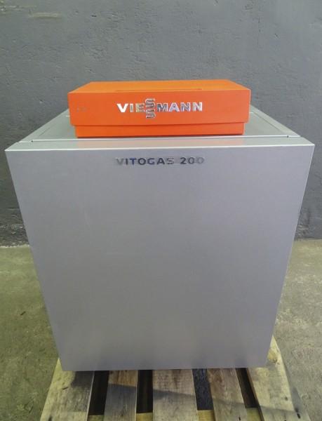 Viessmann Vitogas 200-F GS2 Gas-Heiz-Kessel 29kW Heizung Bj.2009
