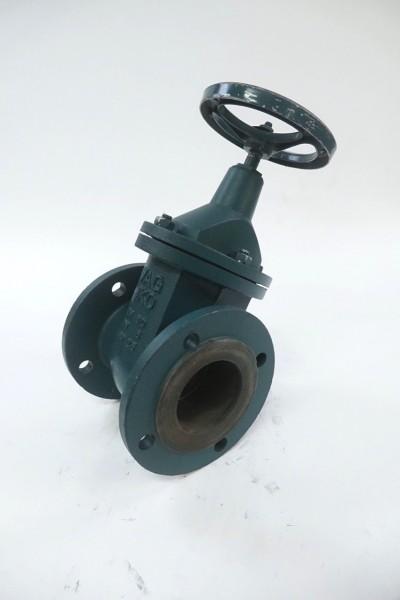 Absperrventil VAG JKO BL 150 mm FTF-14 PN 6 DN 50 Flansch