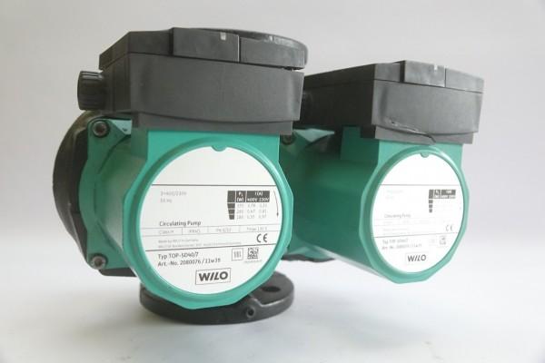 Wilo Top-SD40/7 250mm Umwälz-Pumpe Heizungspumpe 2080076