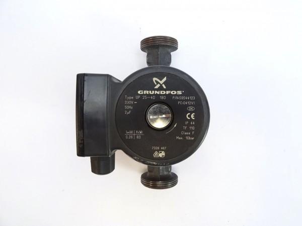 Grundfos UP 25-40 180mm Umwälz-Pumpe Heizungspumpe 59544123
