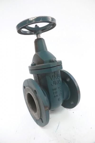 Absperrventil VAG JKO BL 180 mm FTF-14 PN 6 DN 80 Flansch