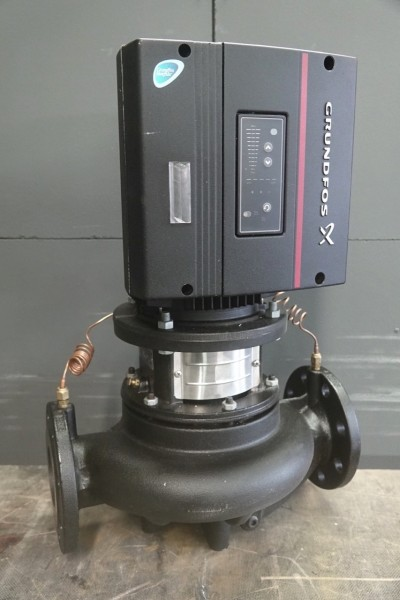 Grundfos MGE100LB4-FF215-G3 Umwälzpumpe Heizungspumpe Energiesparpumpe 86909269