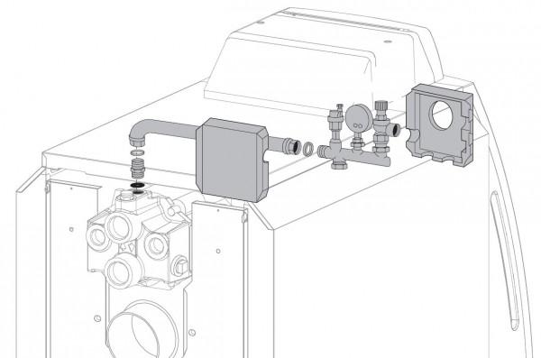 Buderus KSS/G215/G225 Heizkessel-Sicherheits-Set bis 100kW 63033871