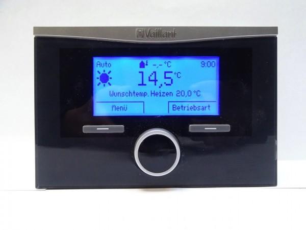 Vaillant calorMATIC VRC 470 witterungsgeführter Regler Regelung - 0020171208