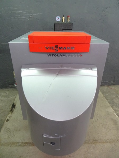 Viessmann Vitolaplus 300 VW3A Öl-Brennwert-Heiz-Kessel 29,2kW Heizung Bj.2006