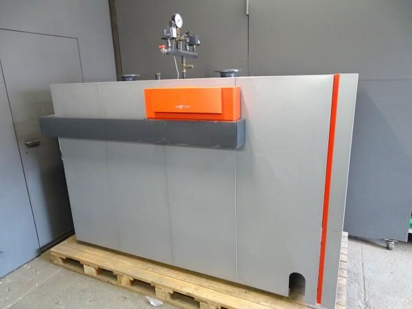 Viessmann Vitocrossal 200 CM2-400 Gas-Brennwert-Heizkessel 400 kW Heizung Bj.15
