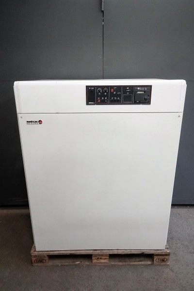 Brötje Eurocondens SGB 200 Gas-Brennwert-Kessel 200 kW Heizung Bj.2001