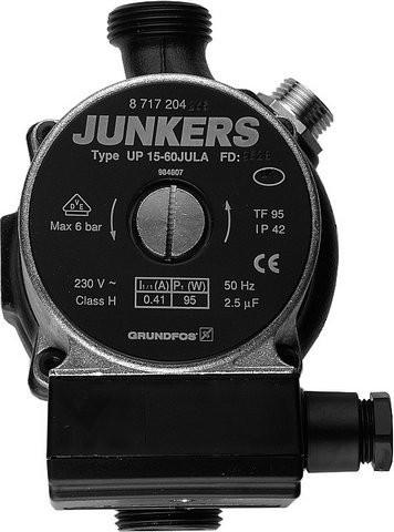 Junkers Bosch Pumpe UPS 15-35-50 160mm G1 230V 50Hz - 87172042640