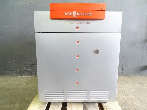 Viessmann Vitogas 100 GS1 Gas-Heiz-Kessel 18kW Heizung Bj.2003