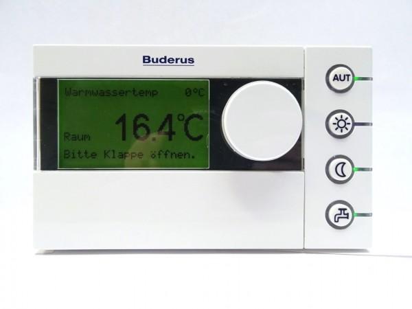 BUDERUS Logamatic RC35 EMS System-Bedieneinheit Regelung Raumcontroller
