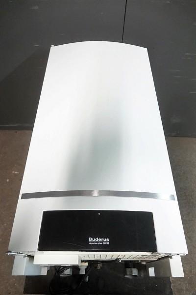 Buderus Logamax Plus GB162-100 Gas-Brennwert-Heiz-Therme 100kW Heizung Bj.2009