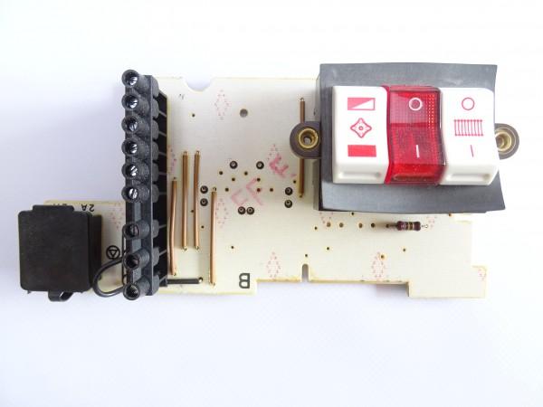 Vaillant Leiterplatte Platine VCW 18-9...26-11...T3 - 130132