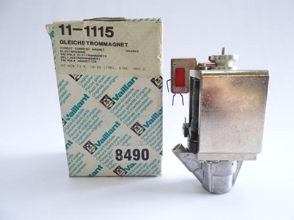 Vaillant Gleichstrommagnet Geyser Ersatzteil - 111115