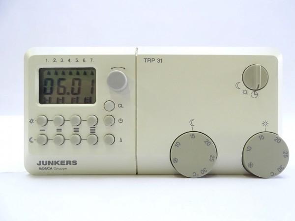 Junkers TRP 31 Raum-Temperatur-Regler Thermostat Steuerung Regelung 7744901056
