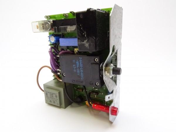 Vaillant Gasfeuerungsautomat Leiterplatte Platine - 100554