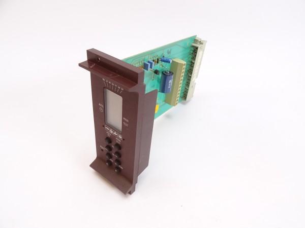 Buderus Modul M071 braun Digitale Schaltuhr Ecomatic 3000