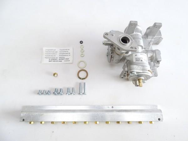 Vaillant Umstellsatz Gasart Umbausatz auf Flüssiggas Propan 0020198629