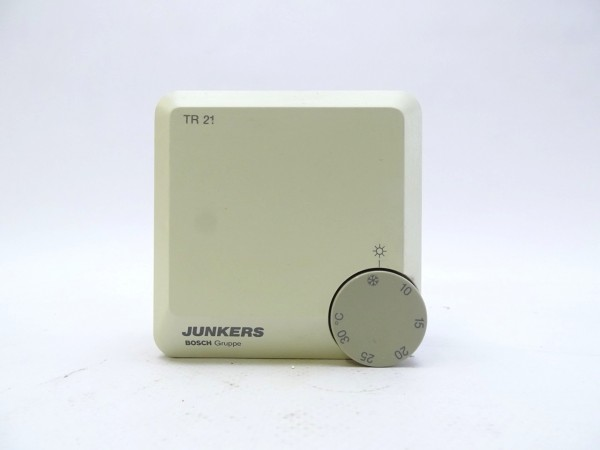 Junkers TR 21 Raum-Temperatur-Regler Thermostat Steuerung Regelung 7744901015